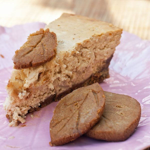 Gingerbread Cheesecake | Recipe