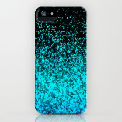 Glitter Dust Background G162 iPhone & iPod Case