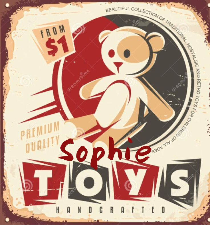 Sophie toys