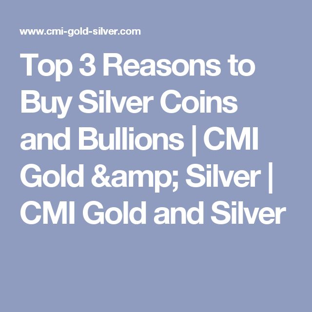 What are some good places to buy silver coins?