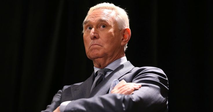 Roger Stone apologizes for Instagram post showing