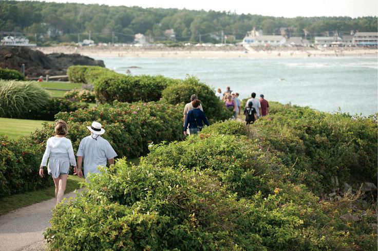 The 25 Best Beach Towns in New England from Yankee Magazine #beaches Photo Credit: Kindra Clineff