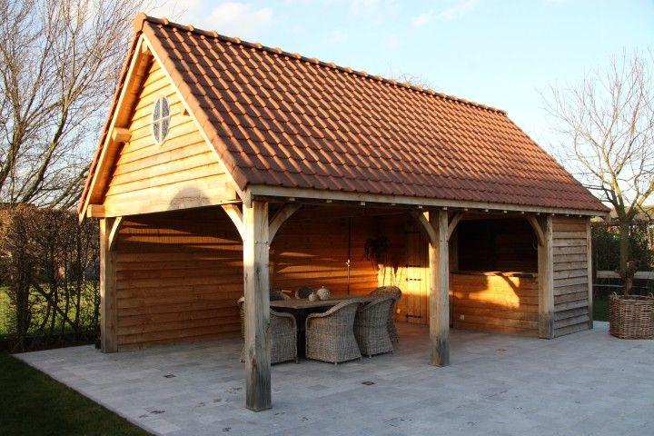 Cottage Tuinhuis u0026 Landelijke tuinberging : Bogarden : Bijgebouw ...