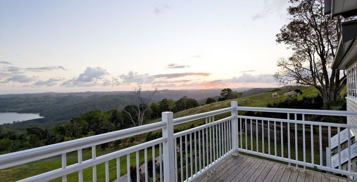 Prestigious Montville Holiday Property | Lake Terrace. what a view!