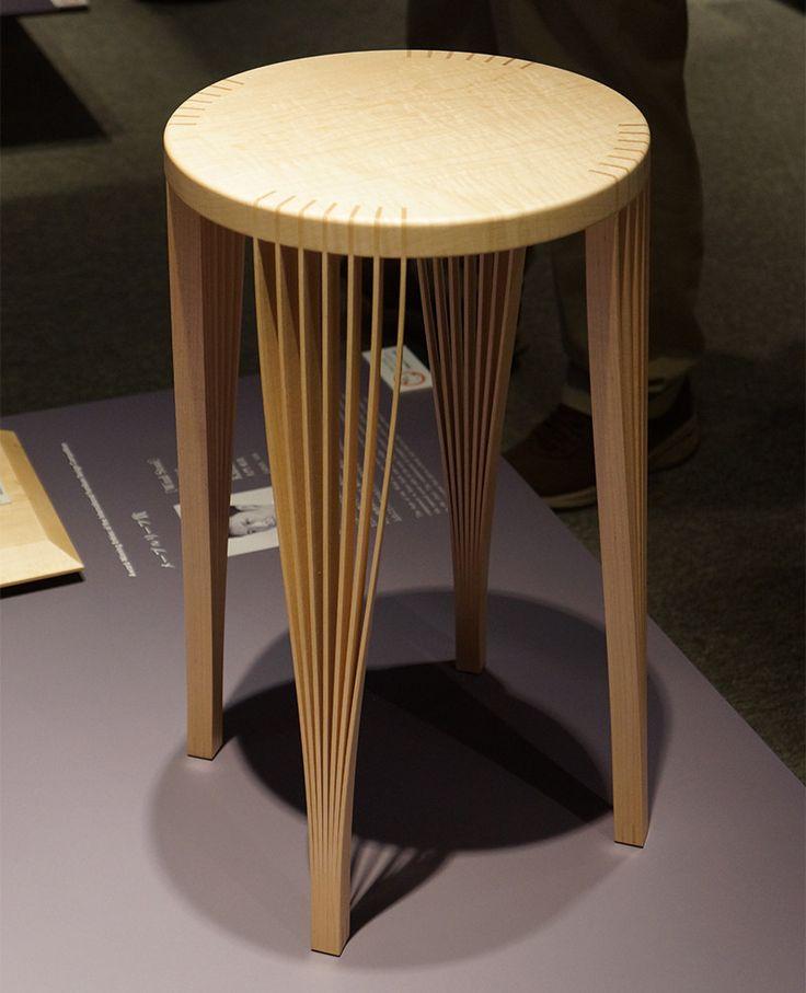 「国際家具デザインコンペティション旭川2014」に行って来ました