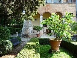 La Suvera's garden