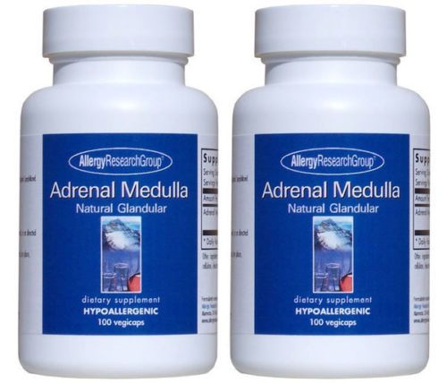 Allergy-Research-Group-Adrenal-Medulla-100-Vcaps-2-PACK-70760-Exp-9-18-SD