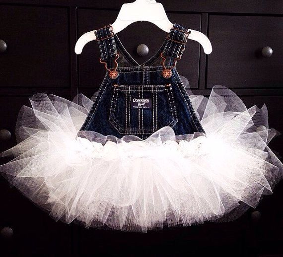 Tutu Overall Dress