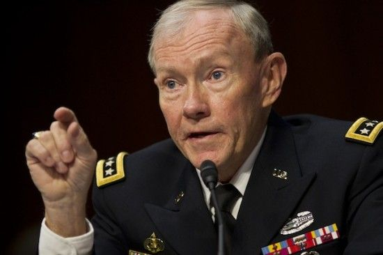 Joint Chiefs Chairman Gen. Martin Dempsey Admits Air War Against ISIS Is Failing… | Weasel Zippers