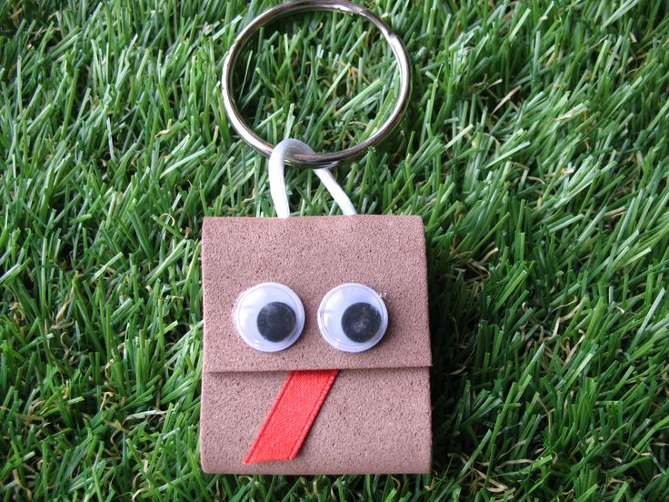 Funny face in my pocket by FantasyView on Etsy
