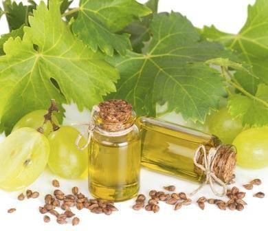 Wyciąg pestek z winogron - jeden z głównych składników tabletek na trądzik dla dorosłych bez recepty nonacne.