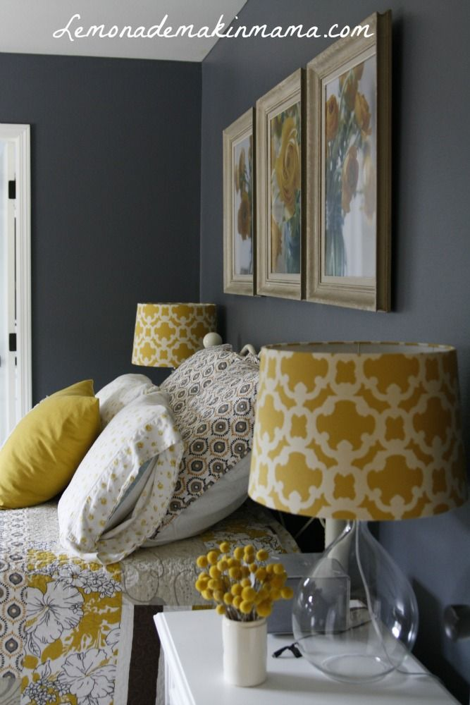 25+ best ideas about Grey yellow rooms on Pinterest | Gray yellow ...