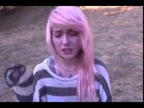 I love you guys infinitely Leda Muir's hailedabear goodbye video. :'( I'm crying so hard right now....she's not even happy =,(,,,,