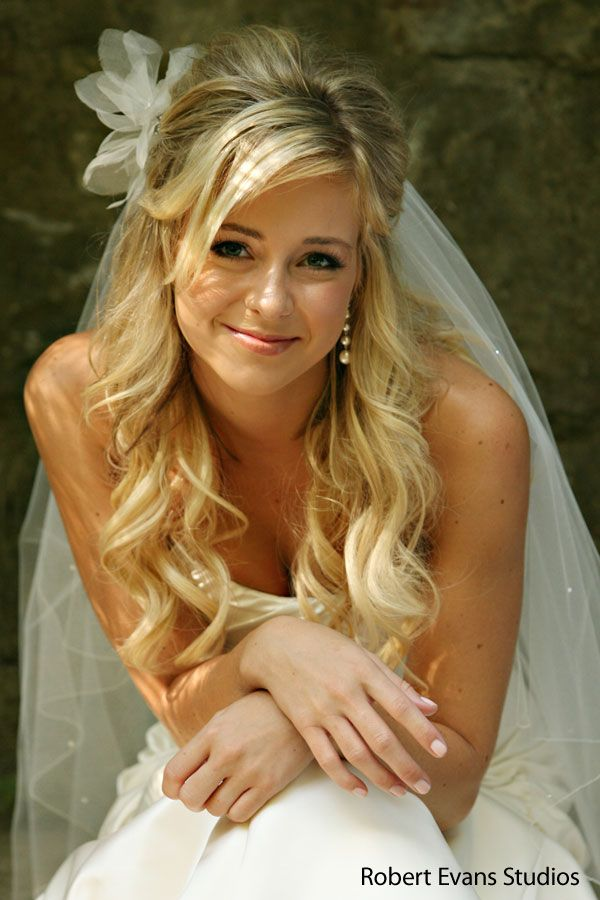 Look your best on your wedding day: bridal hairstyle ideas - http://blog.myjeanm.com/2013/08/look-your-best-on-your-wedding-day-bridal-hairstyle-ideas-5860.html