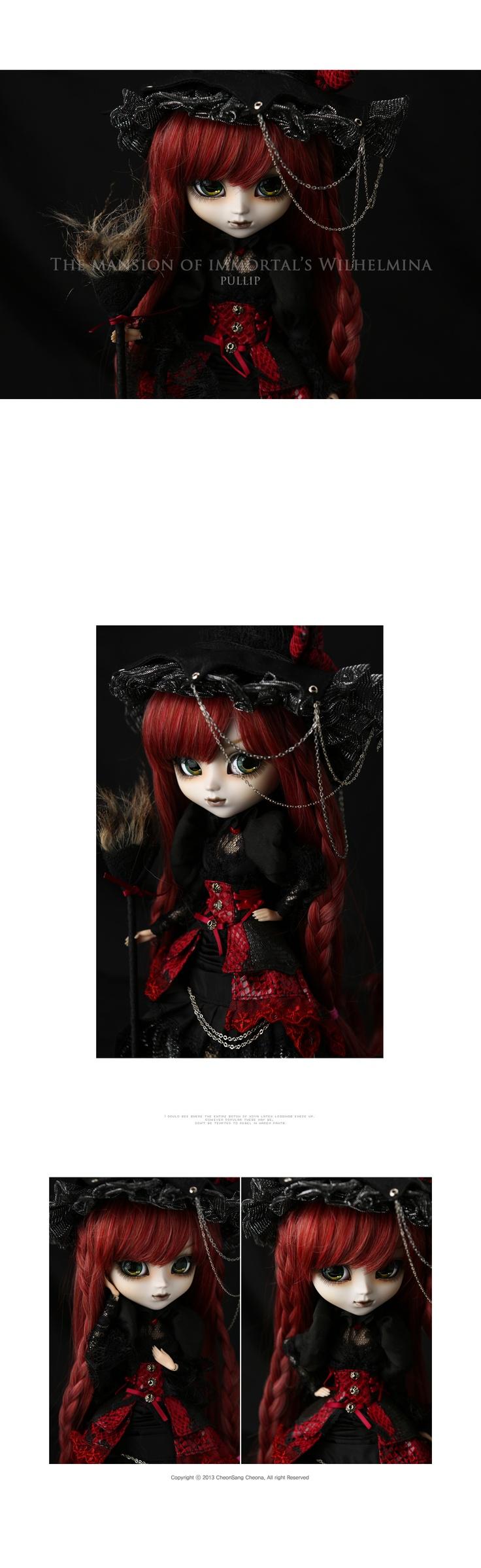 Pullip Wilhelmina doll
