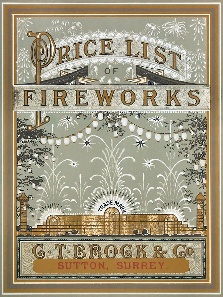 Brock firework price list