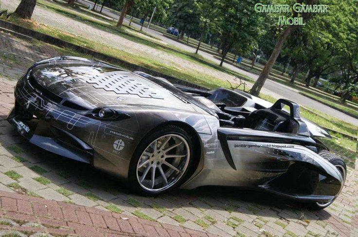gambar mobil sport buatan indonesia