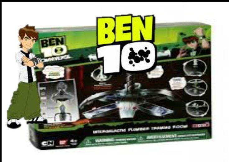 Cartoon Network Ben10 Omniverse toy unboxing