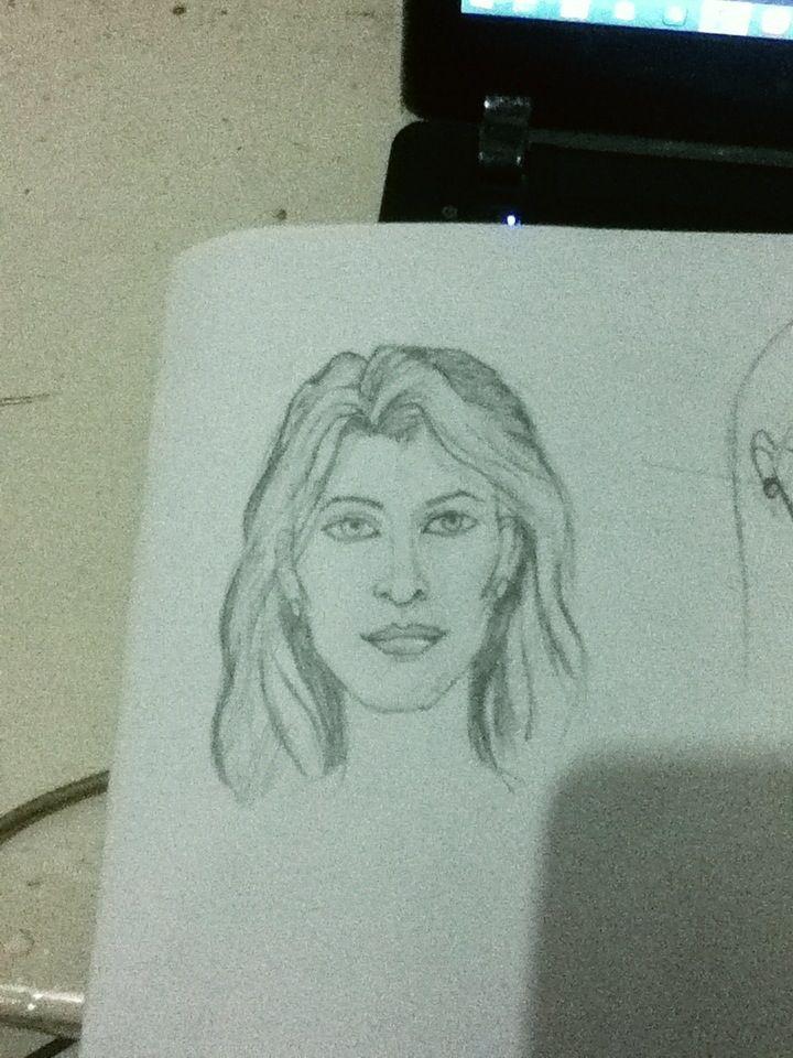 my sketch - beginner skill