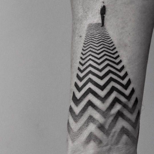 Twin Peaks Tattoo!!
