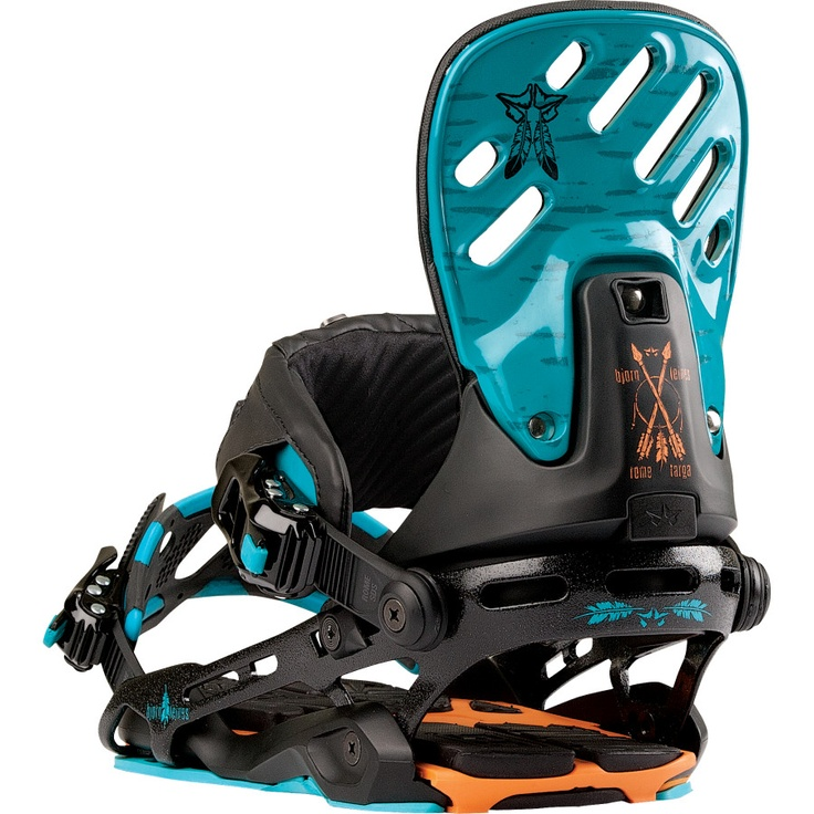 Rome Targa Snowboard Binding