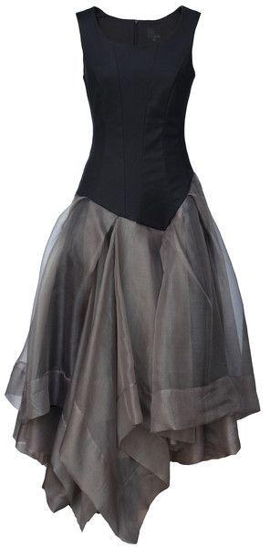 Six Napoleon Dress... So pretty and feminine, love the shapes