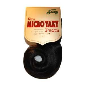 Zury Micro Yaky Perm Hair 9