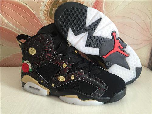 2018 Release Nike Air Jordan 6 Basketball Shoes Chinese New Year on  www.yoyonikejordan.