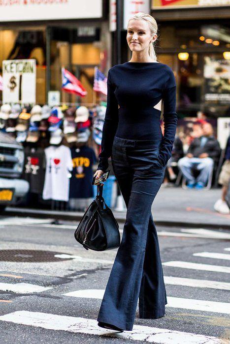 Street Fashion New York N323, 2017 Sammlung erstel…