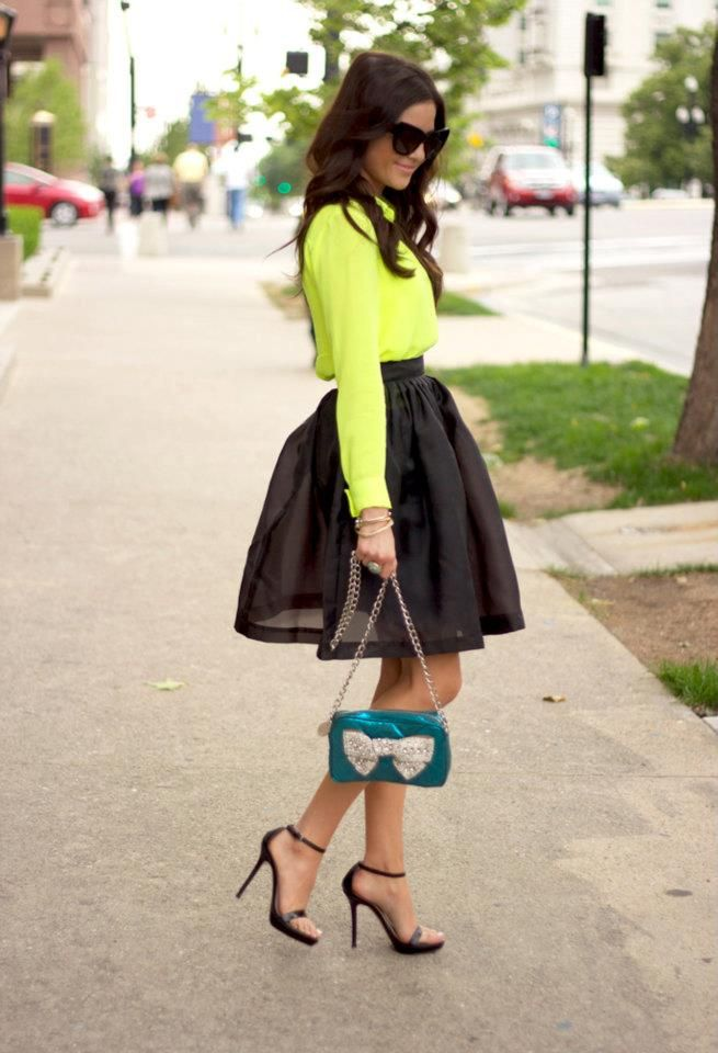 Neon for a summer! ::M::