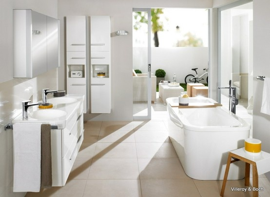 27 best Villeroy \ Boch badkamer images on Pinterest Bathroom - badezimmer villeroy und boch