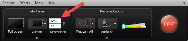 Camtasia (Windows): Producing video for uploading to YouTube – TechSmith Support