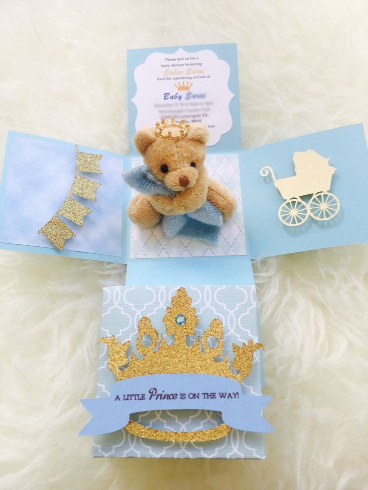 A personal favorite from my Etsy shop https://www.etsy.com/listing/486429707/prince-theme-baby-shower-invitation