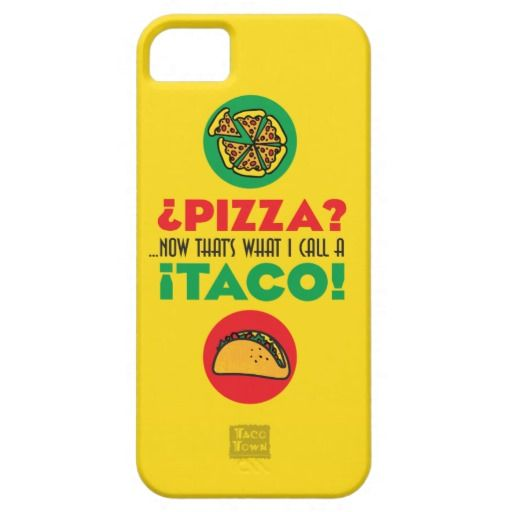 SNL Taco Town's Pizza Taco! iPhone 6 Case