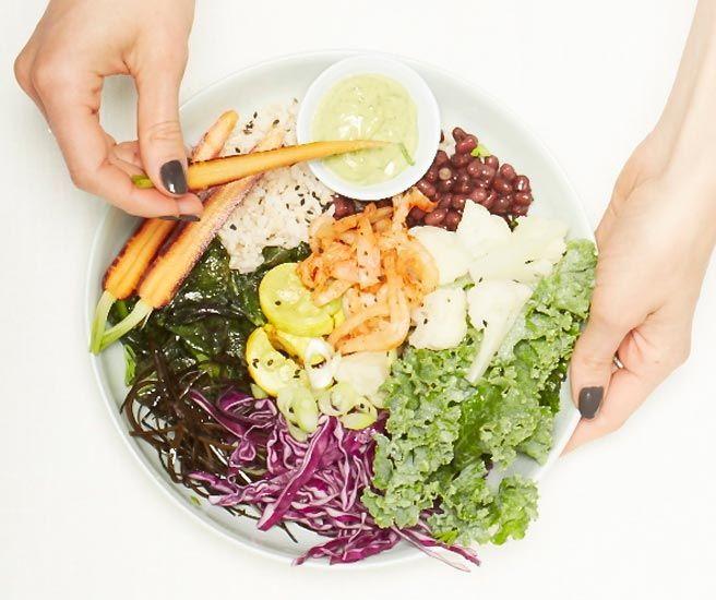 Я пытался Лили Олдридж диета - Сакара жизни доставки еды - Elle