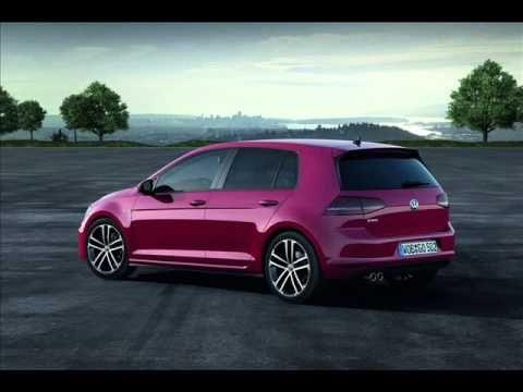 2014 Volkswagen Golf GTD diesel before Geneva Auto Show 2013 - Horsepower specs price review
