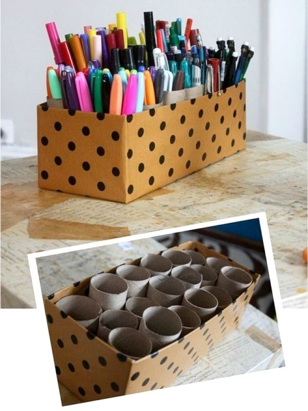 Cozy Little House: Home Office Organization Tips