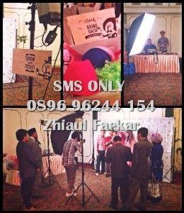 Jasa Photo Booth Untuk Pernikahan di Jakarta (1)