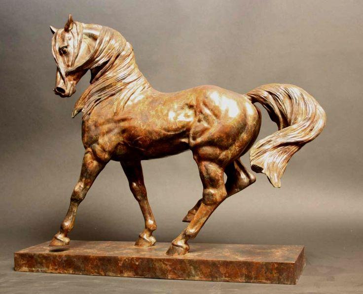 Spirit Limited edition bronze sculpture.