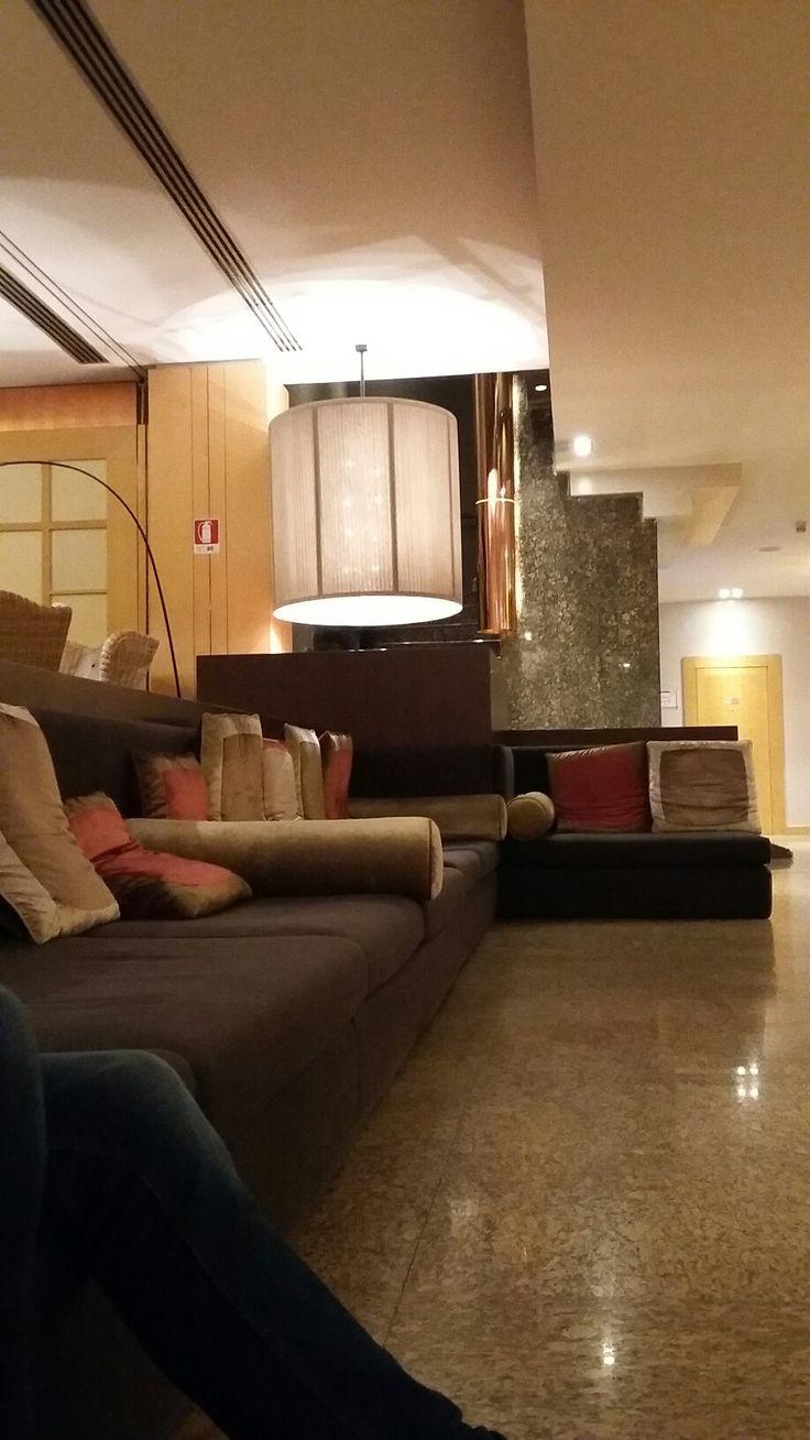 Lobby Starhotel Rome