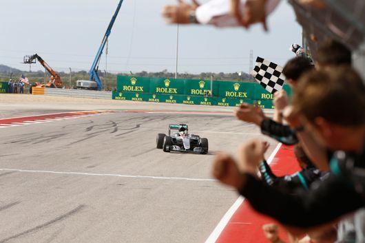ピレリ:F1アメリカグランプリ 決勝レースレポート  [F1 / Formula 1]