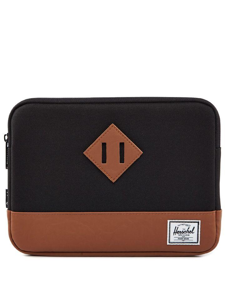 HERSCHEL Heritage Sleeve iPad Tasche Schwarz