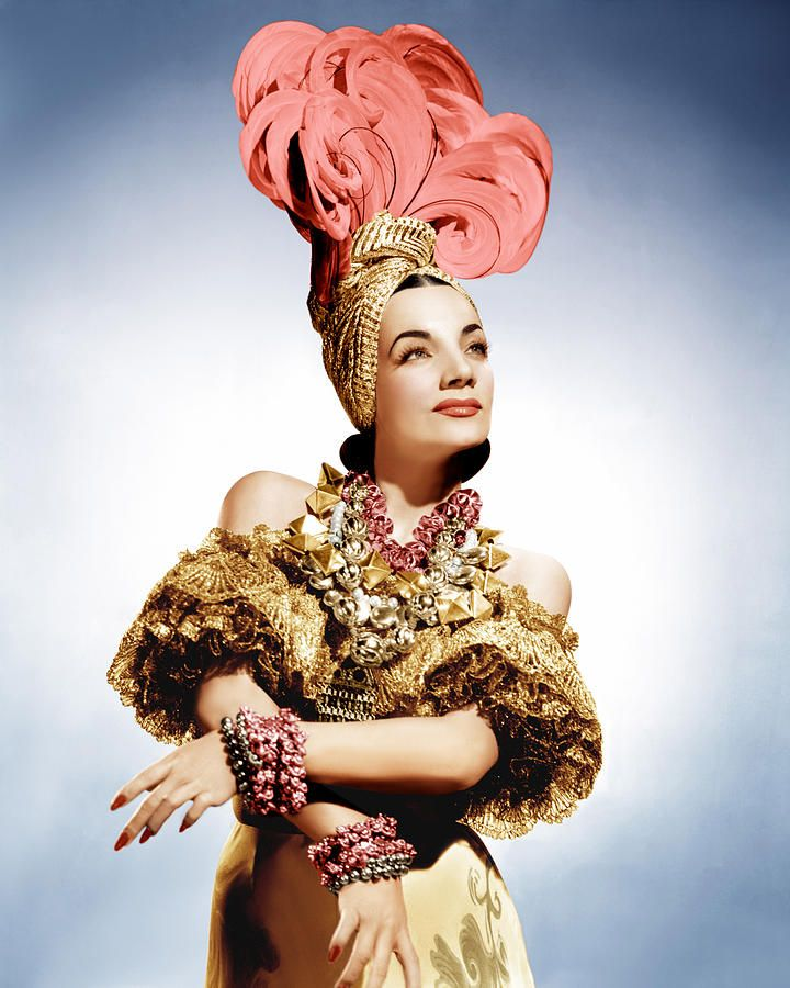 Vento no Litoral: Carmen Miranda (1941/1945) - Parte V