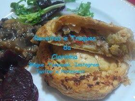 Frigideira de alheira e legumes  http://receitasetruquesdaclarinha.blogspot.pt/2015/11/gin-amour-e-frigideira-de-alheira-e.html