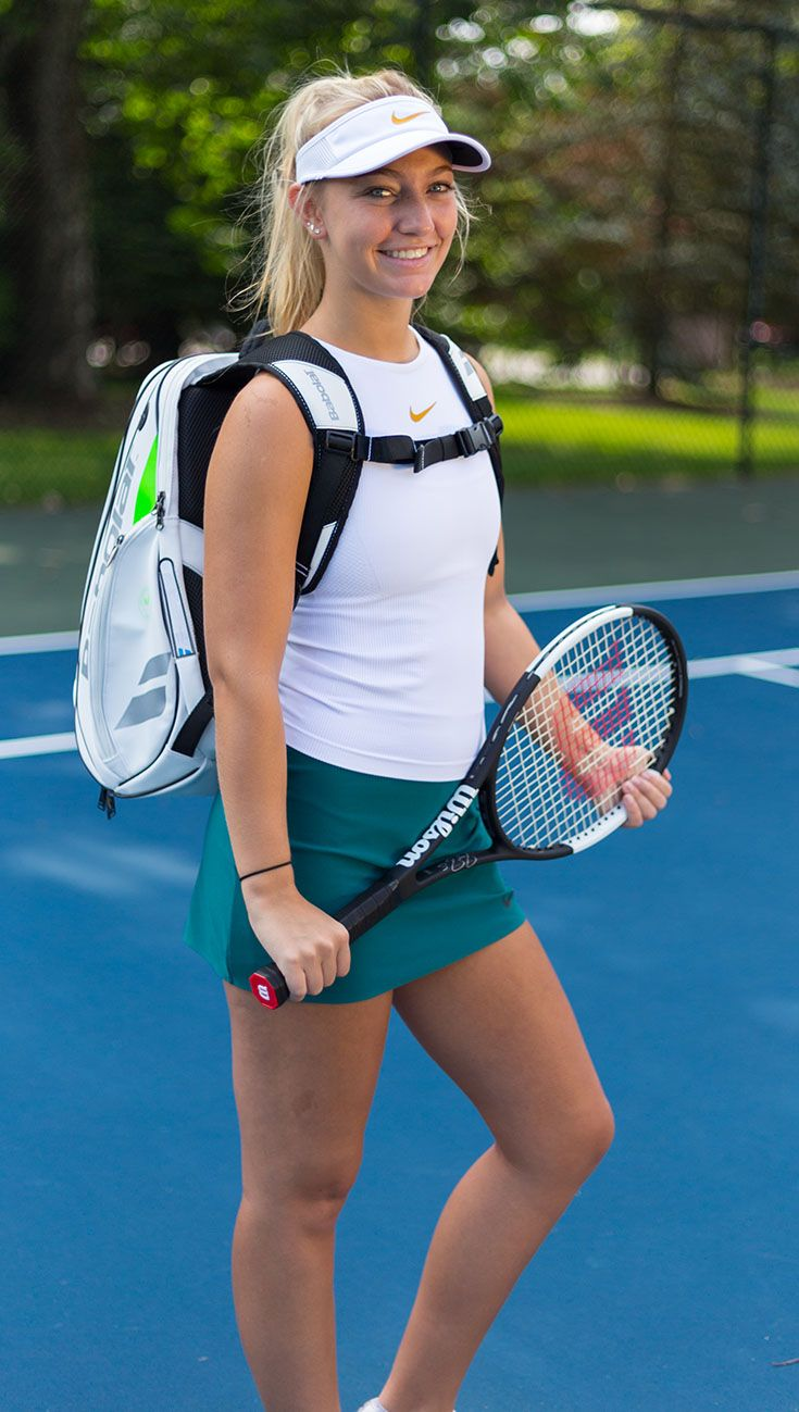 At Midwest Sports We Offer A Great Selection Of Nike Women S Tennis Apparel That Will Give You A Stylish Compet Tennis Outfit Women Nike Women Tennis Fashion