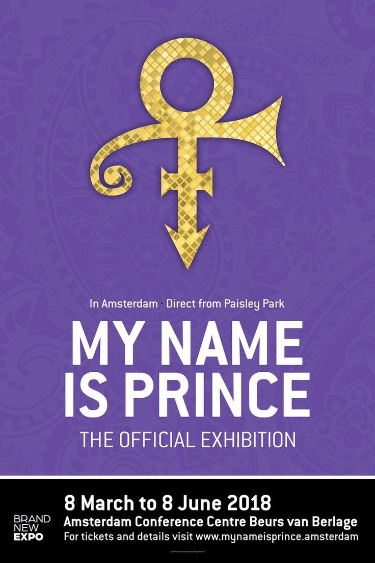 5720 best prince images on pinterest official prince exhibition amsterdam holland 2018 biocorpaavc Gallery
