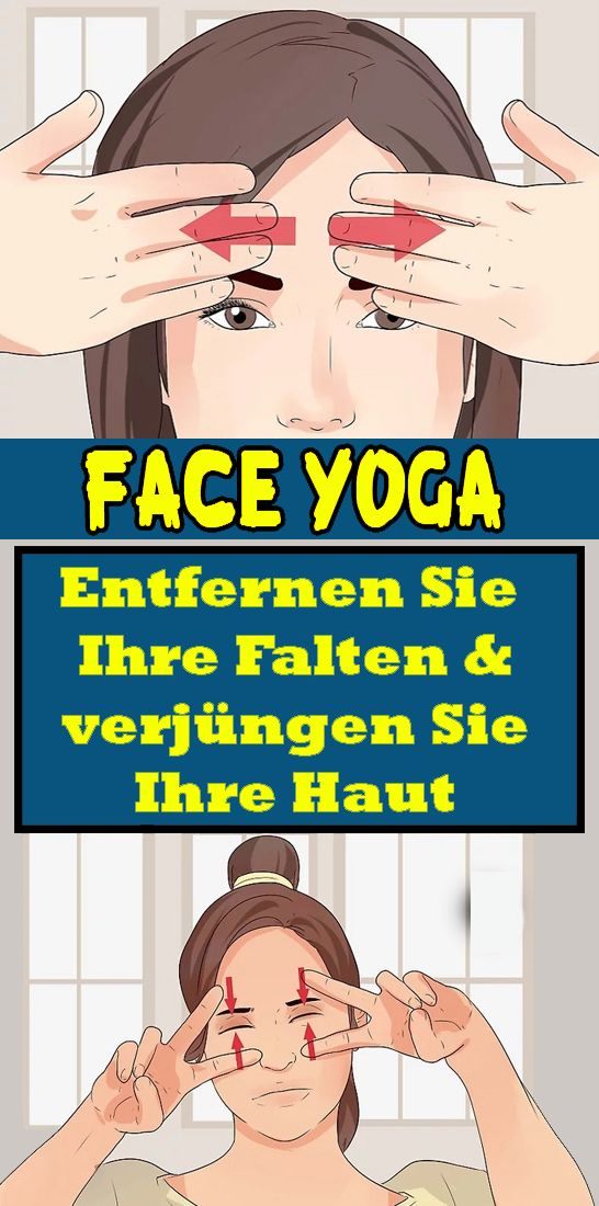 Remove your wrinkles and rejuvenate your skin with Face Yoga