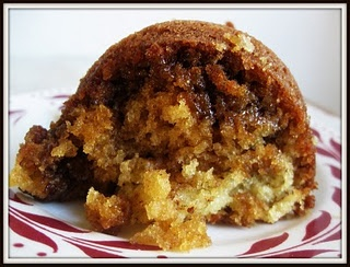 Cinnamon Streusel Bundt cake!!!! Just made this~ Total yum! A perfect ...