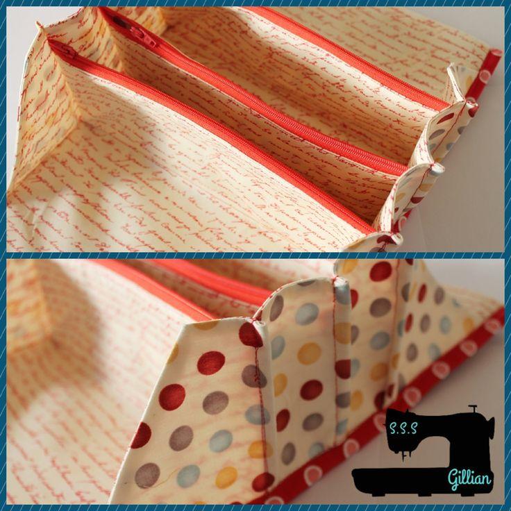 sew Together bag construction