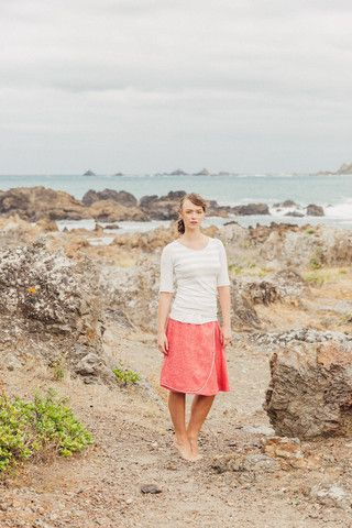 Flora Full Skirt - Rex Royale - Wellington and New Zealand designer fashion clothing jewellery art women's cuba st boutique